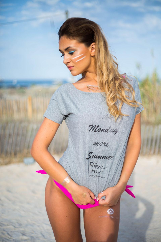 maquillage evenementiel St-Tropez - Nikki Beach